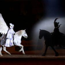 Kreative Showkostüme für Pferdeshow und Bühne