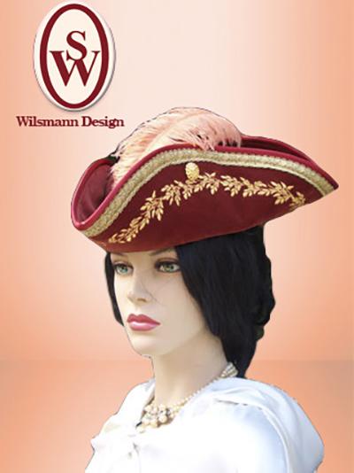 Fotogalerie historische Hüte